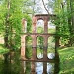 Ogród romantyczny w Arkadii