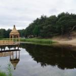 """Zbiornik wodny """"Młynek"""" w Tuszynie"""