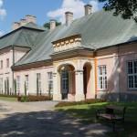 Barokowy Dwór Lubomirskich w Boguchwale