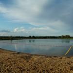 """Kąpielisko """"Słoneczko"""" na Jeziorze Bugaj w Piotrkowie Trybunalskim"""