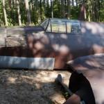 Samolot Łoś z Dłutowskiego Lasu