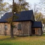Barokowy Kościół św. Mikołaja w Tumie