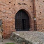 Zamek diabła Boruty w Łęczycy