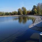 Zbiornik retencyjny na rzece Miazga w Kotlinach