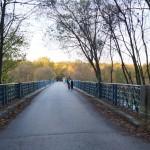Most im. gen. broni Tadeusza Buka w Spale