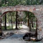 Ogród Zmysłów i Pałac Grudzińskich w Poddębicach