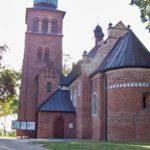 Kościół romański w Strońsku