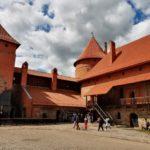 Zamek w Trokach (Litwa)